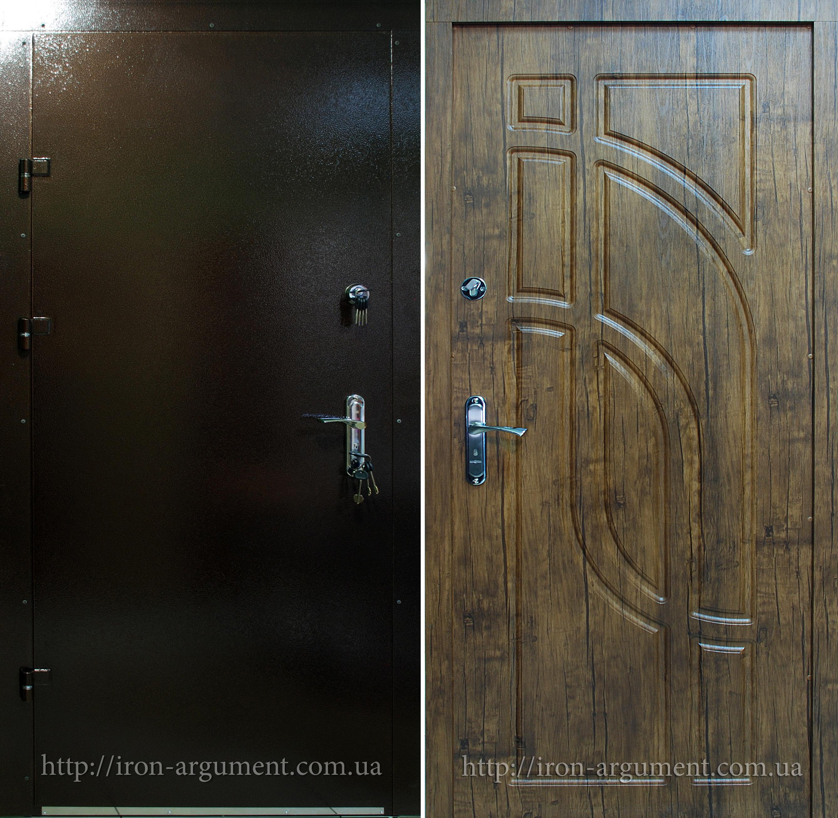 заказать металлическую бронированную дверь в офис