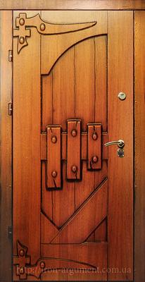 входные двери наружные КАНТРИ в цвете Vinorit-90, модель СД 1