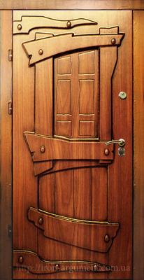 входные двери наружные КАНТРИ в цвете Vinorit-90, модель СД 2