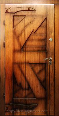 входные двери наружные КАНТРИ в цвете Vinorit-90, модель СД 5