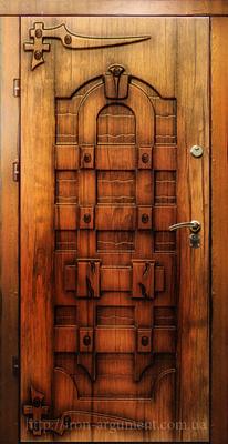 входные двери наружные КАНТРИ в цвете Vinorit-90, модель СД 7