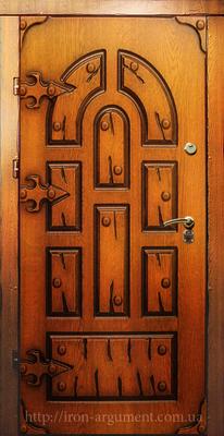 входные двери наружные КАНТРИ в цвете Vinorit-90, модель СД 9