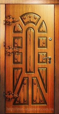 входные двери наружные КАНТРИ в цвете Vinorit-90, модель СД 11