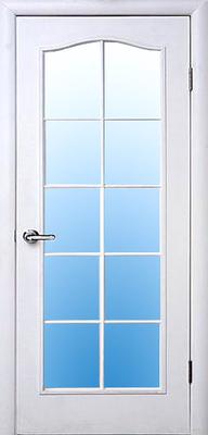 межкомнатные двери ТМ Новый Стиль, модель двери: СИМПЛИ витраж