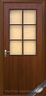 межкомнатные двери ТМ Новый Стиль, модель двери: КОЛОРИ ПО