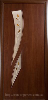 межкомнатные двери ТМ Новый Стиль, модель двери: КАМЕЯ ПО +Р1