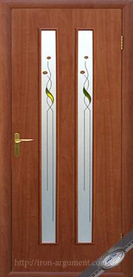межкомнатные двери ТМ Новый Стиль, модель двери: ВЕРА ПО +Р1