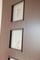 Вариаент 2: рисунок на стекле - Р3, цвет полотна - орех