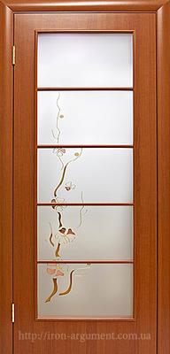 межкомнатные двери ТМ Новый Стиль, модель двери: ВИКТОРИЯ ПО +Р3