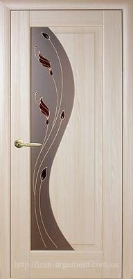 межкомнатные двери ТМ Новый Стиль, модель двери: ЭСКАДА Р1