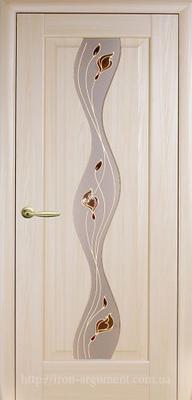 межкомнатные двери ТМ Новый Стиль, модель двери: ВОЛНА Р1