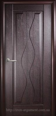 межкомнатные двери ТМ Новый Стиль, модель двери: ВОЛНА ПГ