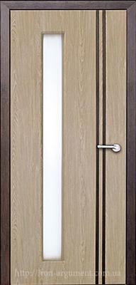 межкомнатные двери ВЕНА со стеклом ТМ Неман, карпатская ель