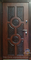 двери входные наружные ЭЛИТ32-ПАТИНА, цвет: ПВХ-37, модель: БП-23