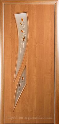 межкомнатные двери ТМ Новый Стиль, КАМЕЯ Р1 в ПВХ покрытии