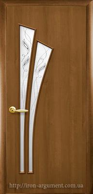 межкомнатные двери ТМ Новый Стиль, ЛИЛИЯ Р3 в ПВХ покрытии