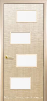 межкомнатные двери ТМ Новый Стиль, модель двери: Сахара 4S