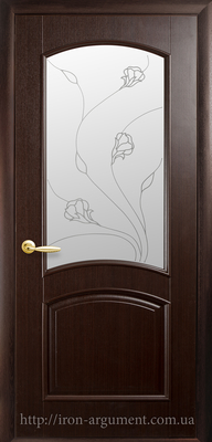 межкомнатные двери ТМ Новый Стиль, модель двери: АВЕ Р3 ПВХ Deluxe