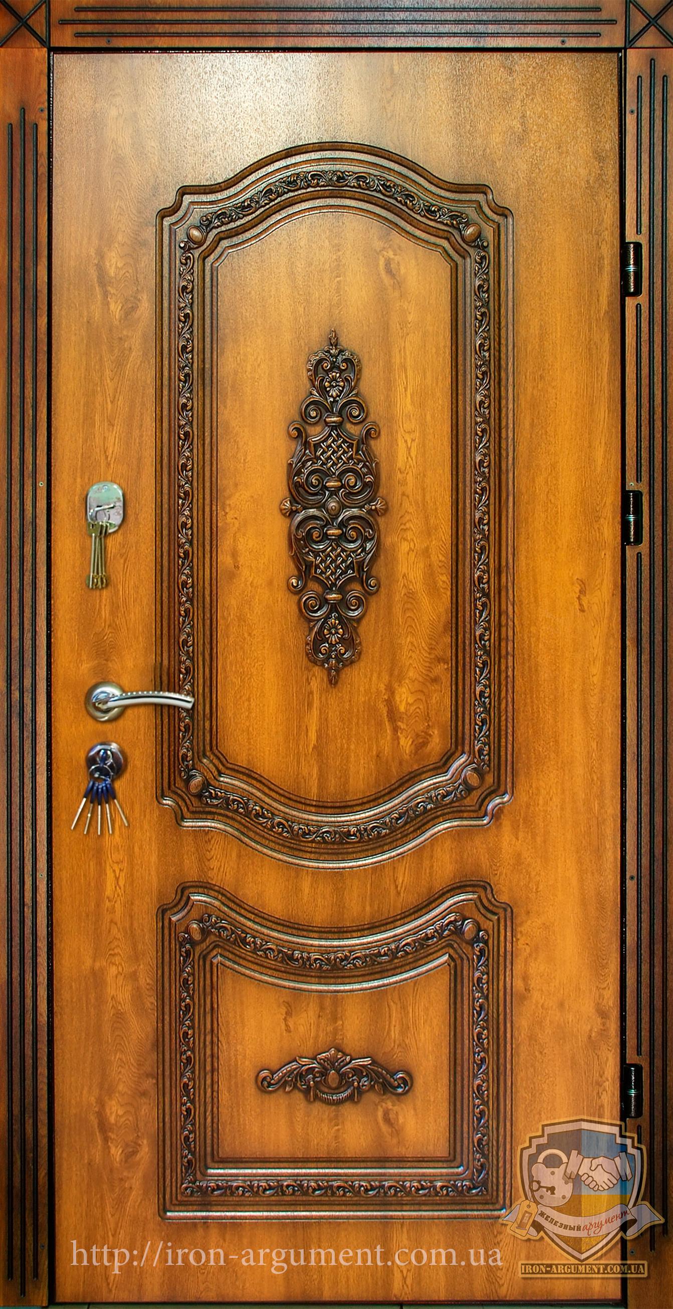 купить железные двери на заказ
