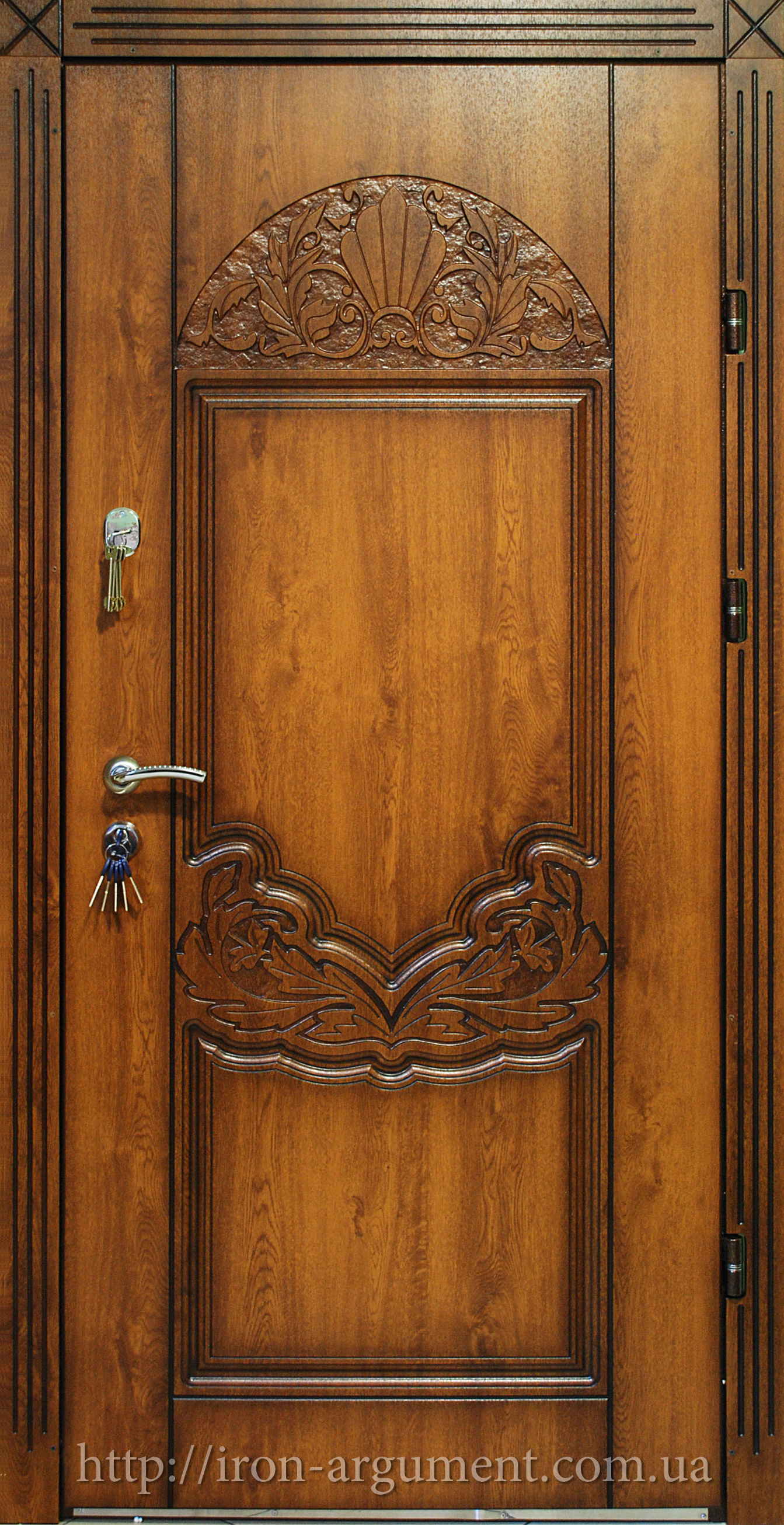 покрытие наружных металлических дверей пленкой