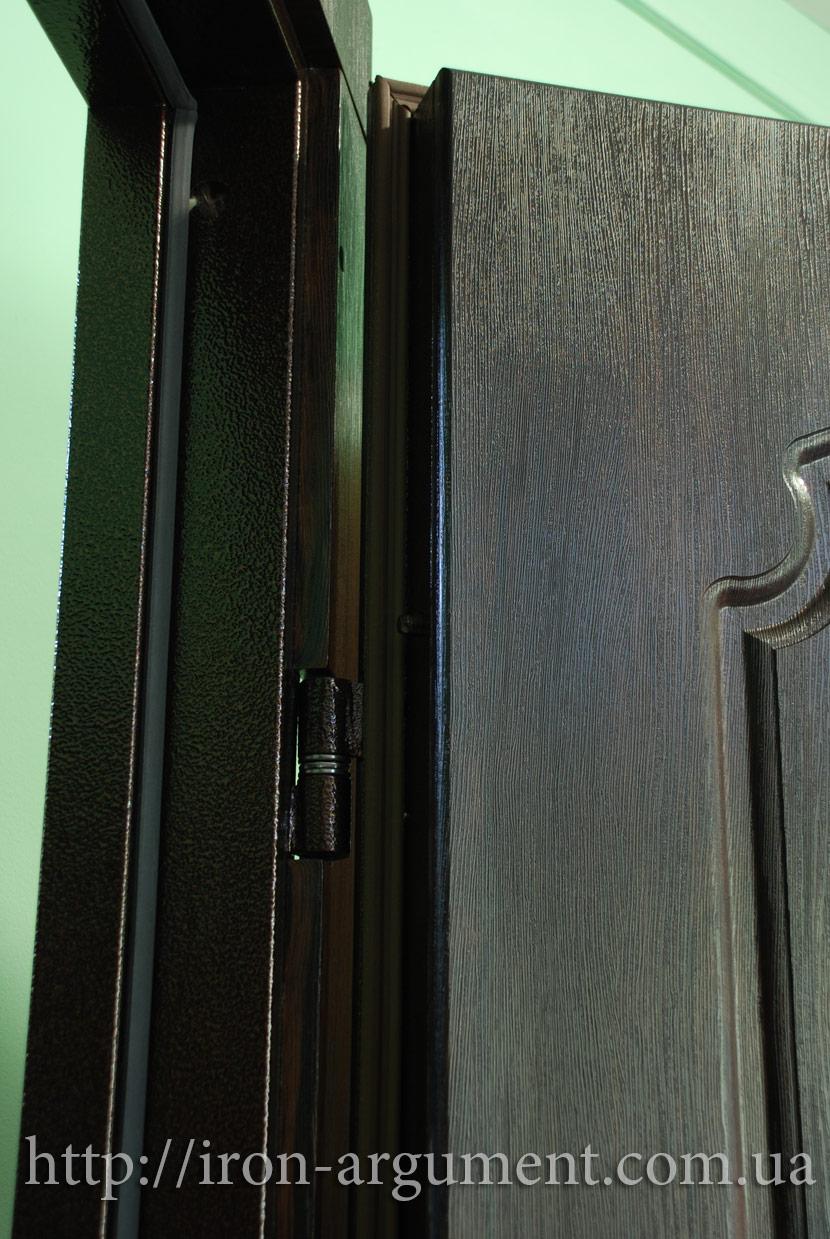 звуконепроницаемые железные двери
